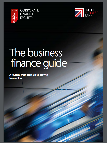 Business Finance Guide compiled by the ICAEW