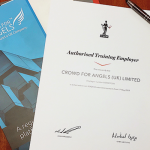 Crowd for Angels granted Authorised Training Employer (ATE) by the ICAEW
