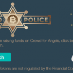 Press Release: CryptoPolice Private Token Sale Now Live on Crowd for Angels