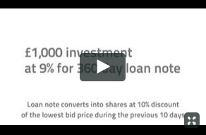 Convertible Loan Video