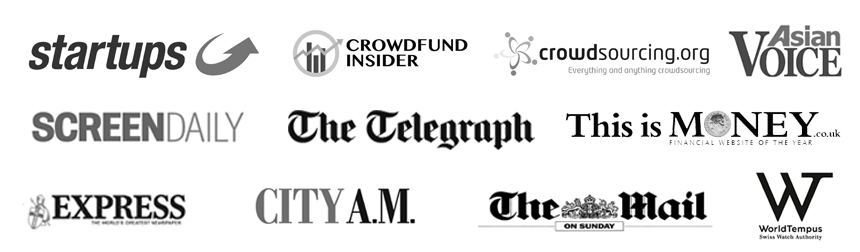 Crowd for Angels has featured in newspapers such as City AM, The Telegraph, Express, Asian Voice and blogs Startups ect